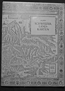 500 Jahre Schweizer Landkarten