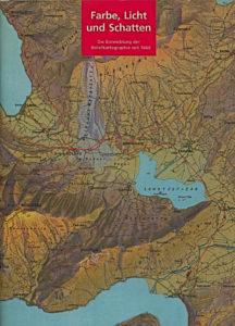 Heft Reliefkarten 1998