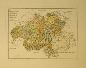Helvetische Republik 1799