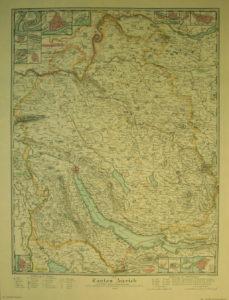 Kanton Zürich 1838