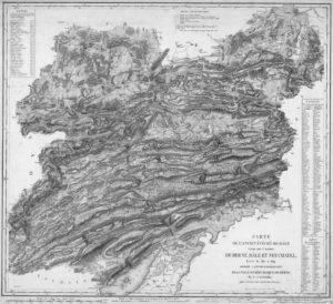 Jurakarte, 1822