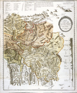 Zentralschweiz 1786